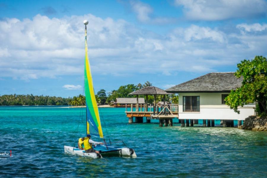 瓦努阿图审查公民计划:年度计划额下调