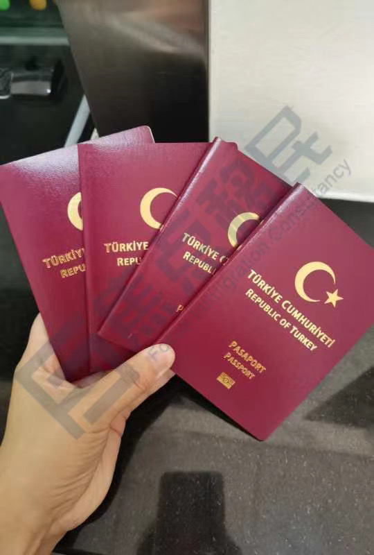 2020年7月23土耳其购房护照项目成功案例!